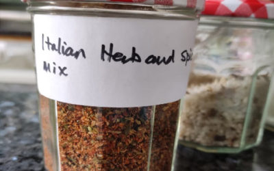 Italian spice mix: make your own